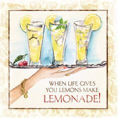 Lemonade Tray Canvas (LTCV)