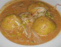 Surinaams eten!: Pindasoep met tom tom