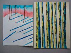 Good middle school art blog.