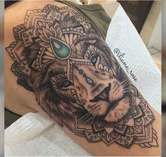 U R A LION 🦁 NOT  A WOLF 🐺