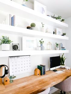 Home Office Space, Home Office Design, Home Office Decor, Office Spaces, Office Ideas, Office Jobs, Office Workspace, Design Desk, Office Decorations