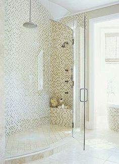 Double Shower Area