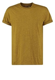 CLASSIC FIT  - T-shirt basic - yellow