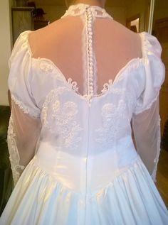 FINN – Unik Brudekjole !!