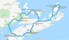 A roadtrip guide to 4 stunning national parks located in the Canadian Maritimes, including Cape Breton, Prince Edward Island, Fundy and Kejimkujik. East Coast Travel, East Coast Road Trip, Canada Travel, Travel Usa, Canada National Parks, Prince Edward Island, New Brunswick, Historical Sites, Travel