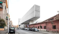 Città del Sole by Labics, in Rome, is one of the best buildings of 2017.