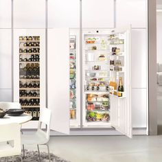 #TastyTuesday During this lockdown, we all know that several trips to the fridge are mandatory throughout the day. With a fridge like this, you won't just keep going back for the contents in it but to admire the sleek design as well.  Visit www.linearconcepts.co.za to view our kitchen designs.  #linearconcepts #Siemens #Gaggenau #kitchentrends #kitchentrends2020 #luxurykitchens #kitchendesigns #luxurydesigns #luxuryliving #italiankitchens #dreamkitchens #exclusivekitchens #bespokekitchens… Bespoke Kitchens, Luxury Kitchens, Modern Kitchens, Pigeon Pair, Kitchen Trends, Kitchen Designs, Just Keep Going, Luxury Living, Locker Storage