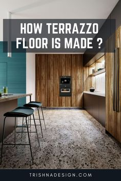 In Mumbai 20 years back builders used to give the residential flat terrazzo flooring but now it is replaced with ceramic tiles because of the high cost. But then too if not refurbished you will see the terrazzo flooring in your friend's house or older buildings. #trishnadesign #interiors #interiorstyling #designer #styles #decoration #styling #interiorstyle #trishna #interiordesign #terrazzo #terrazzoflooring Interior Styling, Interior Design, Terrazzo Flooring, False Ceiling Design, Types Of Flooring, Space Saving Furniture, Old Building, Mumbai, 20 Years