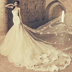 Julia Kontogruni Wedding Dresses 2015 - MODwedding