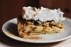 Zaboravljene poslastice: Najbolji tart s jabukama / The Best Apple Meringue Pie