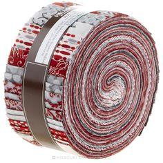 Winter's Grandeur 4 - Winter Colorstory Metallic Roll Up