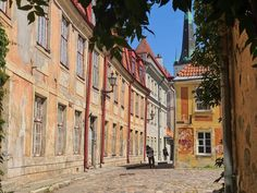 Tallinn Old Town Old Town, Old City