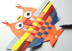 owl weaving motor skills kids craft lesson plan