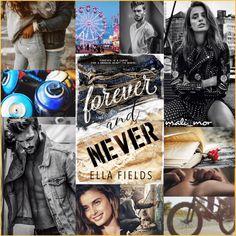 אלה פילדס / Forever and never / Ella Fields 💣 Collage Book, Elle Kennedy, Popular Girl, Reading Challenge, Book Aesthetic, Romances, Love Can, Romance Books, Book Nerd
