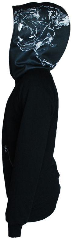 BLACK PANTHER HOODIE bluza damska