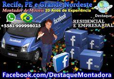 Montagem e Desmontagem de Móveis, No Recife, Pernambuco e Grande Nordeste, Bernardo Atende Residências e Empresas. WhatsApp +55 - 81 99999-8025