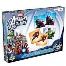 Gladius, Jeu de mémoire Avengers, 3+ ans. 14.99  Disponible en boutique ou sur notre catalogue en ligne. Livraison rapide au Québec.  Achetez-le info@laboiteasurprisesdenicolas.ca