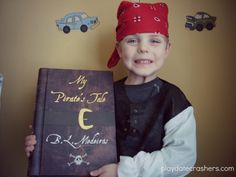 My Pirate's Tale Personalized Storybook