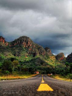 Cerro Cora Paraguay