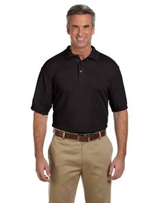 Polo Black, Wrinkle Release, Blank T Shirts, Mens Activewear, Wholesale Clothing, Shirt Outfit, Cool Shirts, Casual, Sleeves