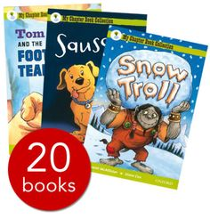 Part of the Oxford Reading Tree, this 20-book collection features a number of exciting stories that will help children build their reading confidence.<br></br> Slipcase not included.