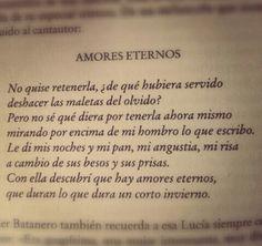Amores eternos, Joaquin Sabina