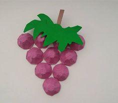 Grape craft preschool | funnycrafts
