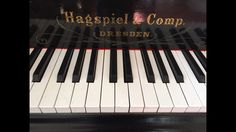 Reconditioned Antique Baby Grand pianos from Chiltern Pianos, www.chilternpianos.co.uk