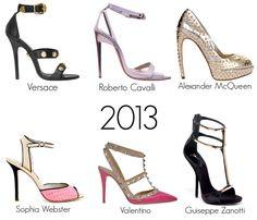 Marcas del 2013 .