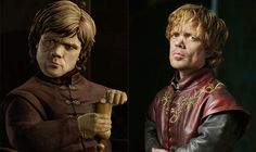 Game Of Thrones: TV Actors vs. Game Characters