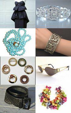 Pastime #vintage #jewelry #fashion #GiftIdeas #VogueTeam