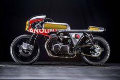 Honda CB750 by Vibrazioni Art Design