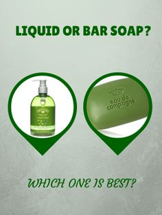 Liquid vs bar soap: which one is best?