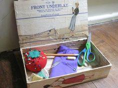"""Beautiful /""""Impressionist Couple/"""" Porcelain Hinged Trinket Box"""