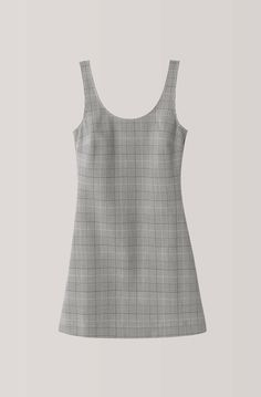 Garvey Mini Dress, Paloma Melange