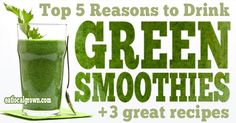 Smoothies have steadfastly become a healthy alternative to sugary desserts like milkshakes. Green smoothies feature the added benefit of raw vegetables, which effectively supplement a healthy diet. Check out these recipes...