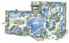 Caribe Jungle Water Park @ Las Americas, Pico Rivera, CA