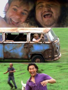 ''Tricia Tanaka Is Dead'' (Season 3, Episode 10) The uplifting, unifying scene when Hurley got the Dharma van started, with Three Dog Night's ''Shambala'' playing…