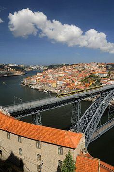 Another Oporto, Portugal...just as intriguing during the day