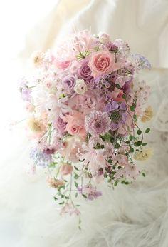 Romantic Wedding Colors, Spring Wedding Flowers, Bridal Flowers, Flower Bouquet Wedding, Sola Flowers, Beautiful Flower Arrangements, Wedding Flower Arrangements, Floral Arrangements, Beautiful Flowers