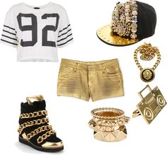"""""""The X-Factor Audition"""" by djswaggerbrat on Polyvore"""