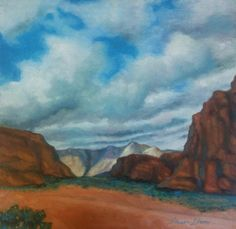 oil on panel, Snow Canyon State Park, Utah By Susan Grove Snow Canyon State Park, State Parks, Utah, Art Work, Oil, Fine Art, Painting, Artwork, Work Of Art