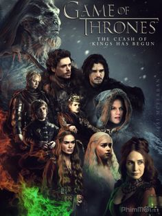 Phim Cuộc Chiến Ngai Vàng 6-Tập 11 - 12 VietSub Game of Thrones Season 6