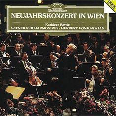 Wiener Philharmoniker & Herbert von Karajan & Kathleen Battle - New Year's Concert in Vienna 1987 LP