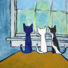 Pete the Cat Funny Cats And Dogs, Cats And Kittens, Fat Cats, Cat Diseases, Cat Window, Cats Musical, Three Cats, Cat Shedding, Cats For Sale