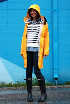 Inspiration - Hunter Boots