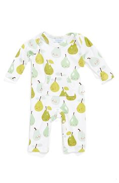 jaxxwear+Print+Pima+Cotton+Romper+(Baby+Boys)+available+at+#Nordstrom