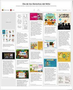 """Juegos Educativos Online Gratis: Conjunto de juegos y actividades sobre  el """"Día de..."""