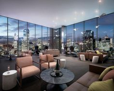 This 52nd floor is Platinum's ultimate experience. Standing above all neighbouring buildings, you will be surrounded by 360-degree views that heighten your senses.  The entire floor is dedicated to leisure and health.  http://platinumtower.com.au/#/52ndfloor/