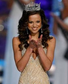 Miss Utah botches answer at Miss USA pageant in Las Vegas